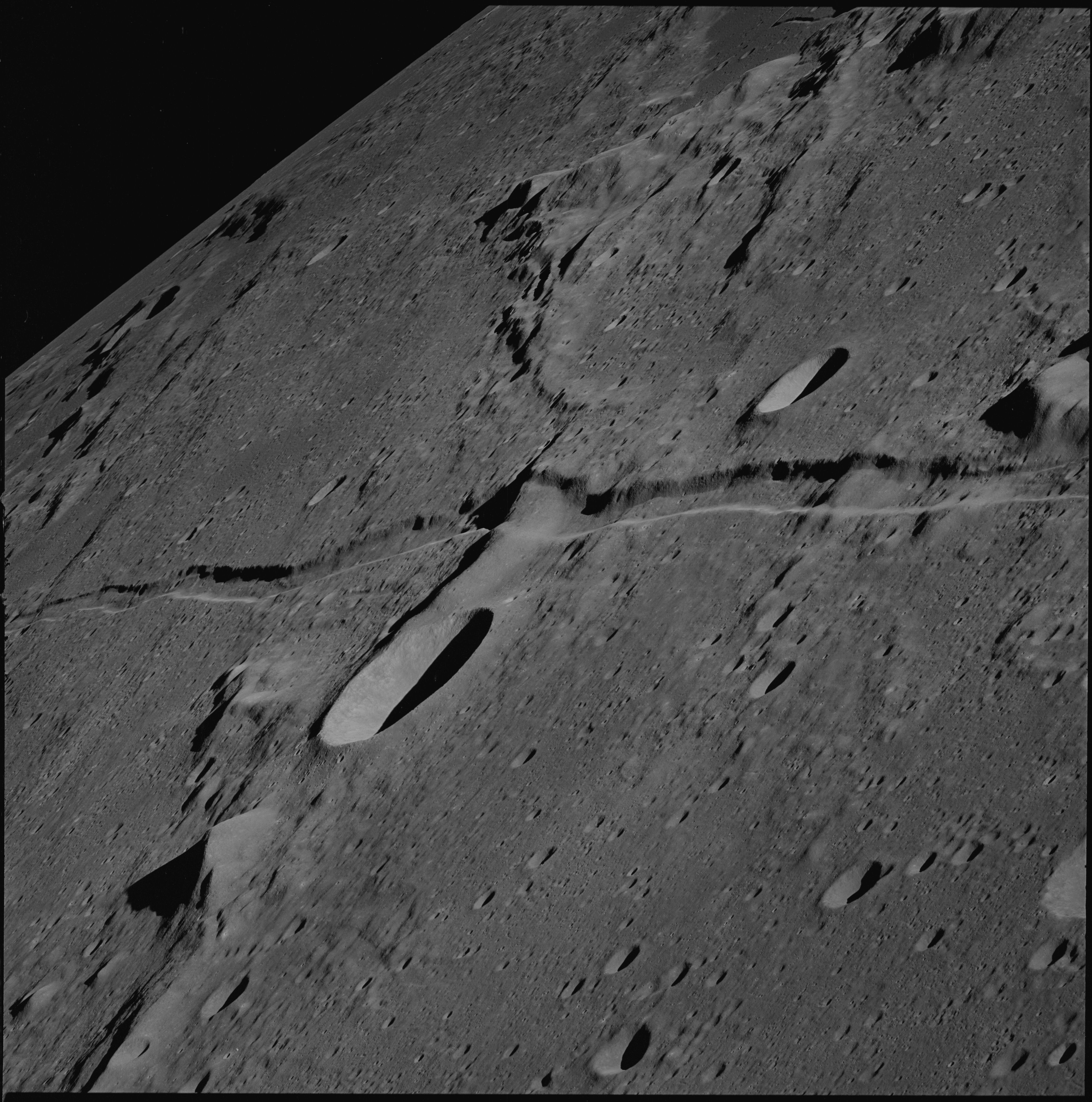 NASA Photos of Things On the Moon - Pics about space